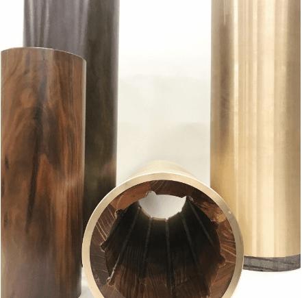 Lignum Vitae bearings