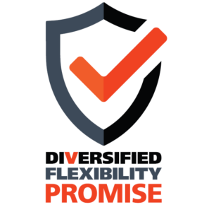 Diversified Flexibility Promise Icon